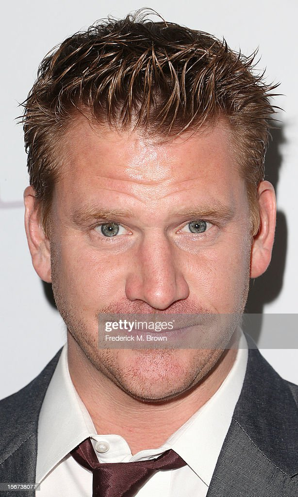 Actor Dash Mihok attends the Screening Of The Weinstein Company's 'Silver Linings Playbook' at The Academy of Motion Pictures Arts and Sciences on November 19, 2012 in Beverly Hills, California.
