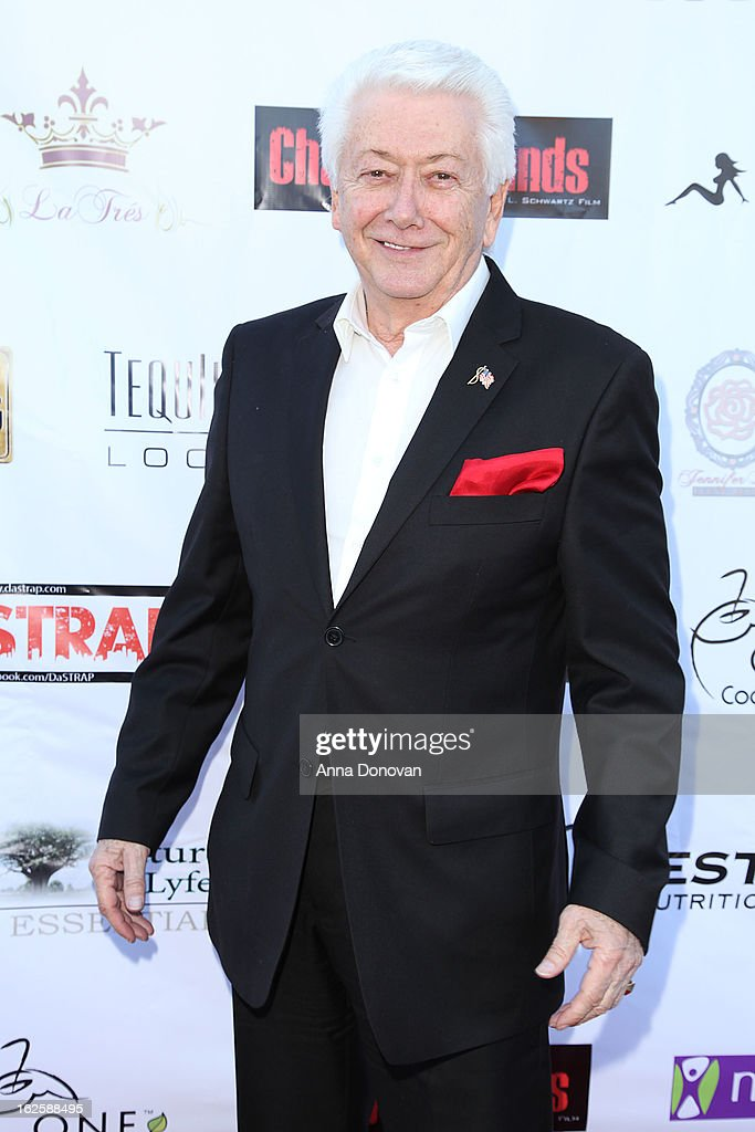 Actor Dave Alspach attends the Los Angeles premiere of the movie 'Changing Hands' at The Happy Ending Bar & Restaurant on February 24, 2013 in Hollywood, California.
