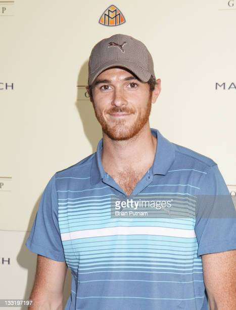 Actor Dave Annable attends the Maybach Golf Cup 2009 Golf Tournament at Riviera Country Club on October 19 2009 in Pacific Palisades California