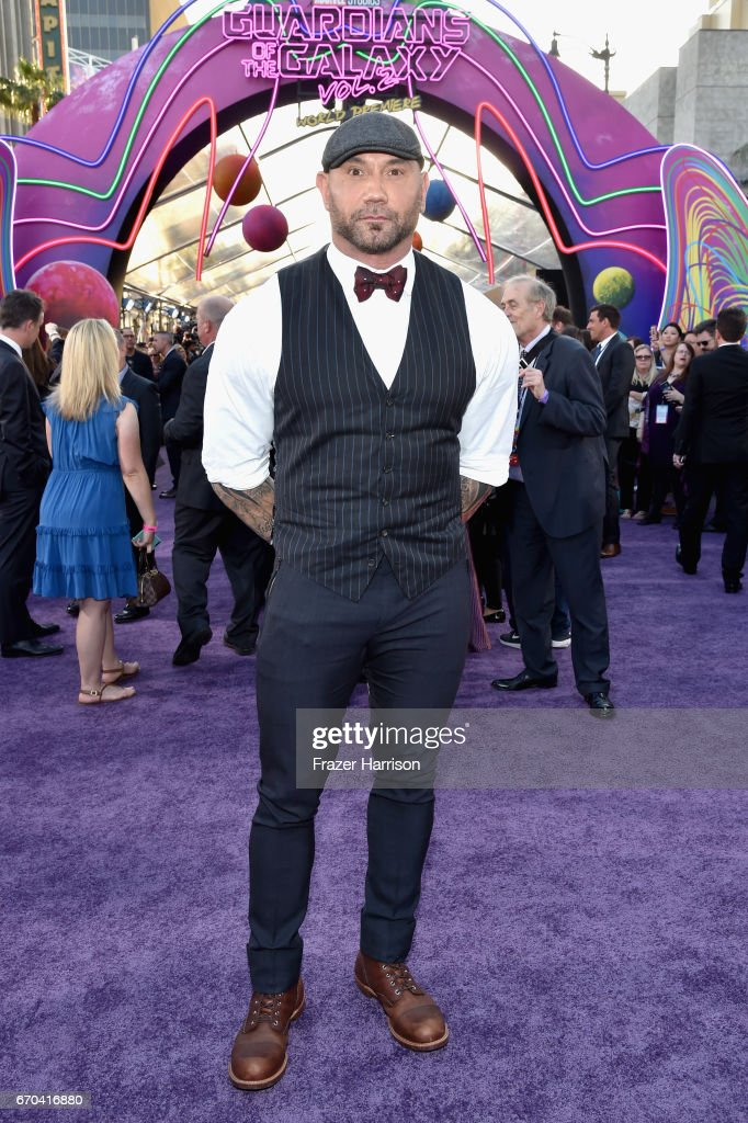 "Premiere Of Disney And Marvel's ""Guardians Of The Galaxy Vol. 2"" - Red Carpet"