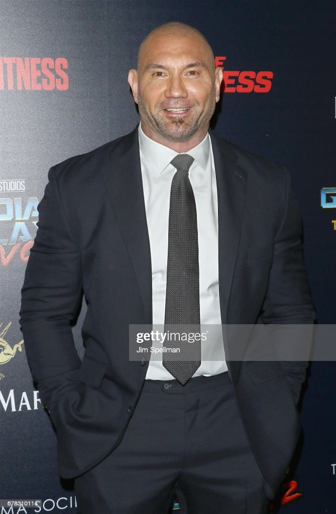 "The Cinema Society Hosts A Screening Of Marvel Studios' ""Guardians Of The Galaxy Vol. 2""- Arrivals"