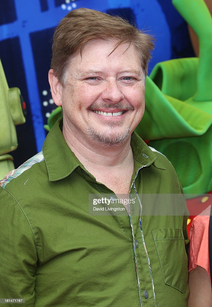 Actor <a gi-track='captionPersonalityLinkClicked' href=/galleries/search?phrase=Dave+Foley+-+Actor&family=editorial&specificpeople=15013533 ng-click='$event.stopPropagation()'>Dave Foley</a> attends the premiere of Columbia Pictures and Sony Pictures Animation's 'Cloudy with a Chance of Meatballs 2' at the Regency Village Theatre on September 21, 2013 in Westwood, California.