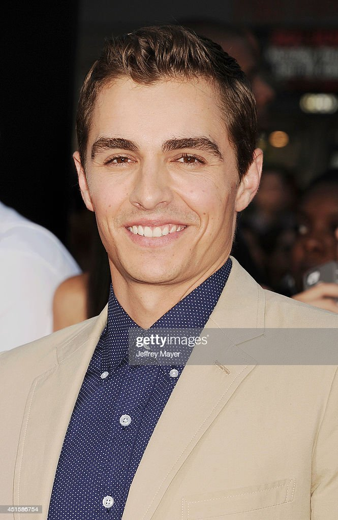 Actor Dave Franco arrives at the Los Angeles premiere of '22 Jump Street' at Regency Village Theatre on June 10, 2014 in Westwood, California.