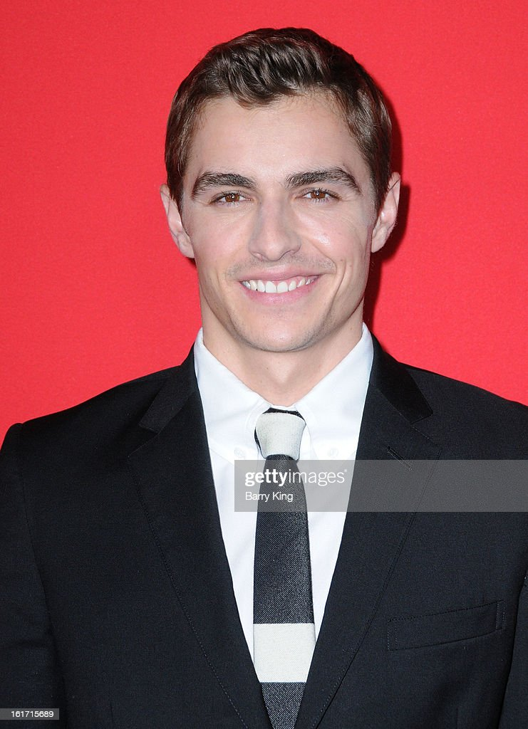 Actor Dave Franco arrives at the Los Angeles Premiere 'Warm Bodies' at ArcLight Cinemas Cinerama Dome on January 29, 2013 in Hollywood, California.