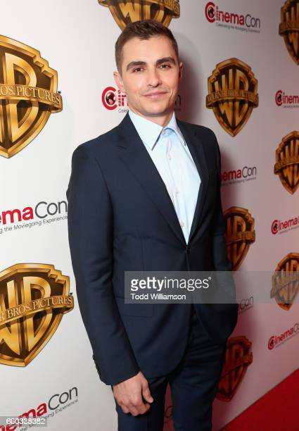 "Actor Dave Franco at CinemaCon 2017 Warner Bros Pictures Invites You to ""The Big Picture"" an Exclusive Presentation of our Upcoming Slate at The..."