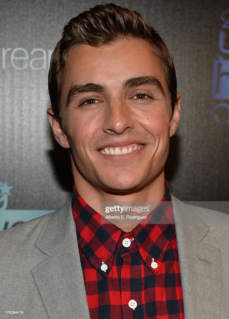 Actor Dave Franco attends CW Network's 2013 Young Hollywood Awards presented by Crest 3D White and SodaStream held at The Broad Stage on August 1, 2013 in Santa Monica, California.