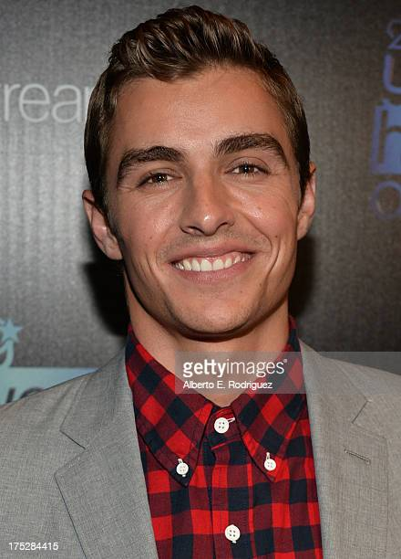 Actor Dave Franco attends CW Network's 2013 Young Hollywood Awards presented by Crest 3D White and SodaStream held at The Broad Stage on August 1...