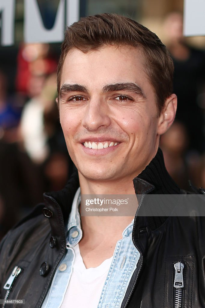 Actor <a gi-track='captionPersonalityLinkClicked' href=/galleries/search?phrase=Dave+Franco&family=editorial&specificpeople=5512906 ng-click='$event.stopPropagation()'>Dave Franco</a> attends the 2014 MTV Movie Awards at Nokia Theatre L.A. Live on April 13, 2014 in Los Angeles, California.