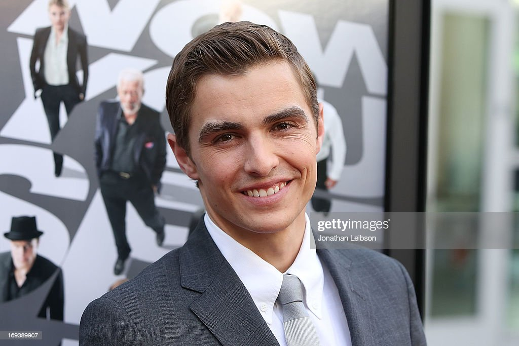 Actor <a gi-track='captionPersonalityLinkClicked' href=/galleries/search?phrase=Dave+Franco&family=editorial&specificpeople=5512906 ng-click='$event.stopPropagation()'>Dave Franco</a> attends the 'Now You See Me' - Los Angeles Special Screening at ArcLight Hollywood on May 23, 2013 in Hollywood, California.