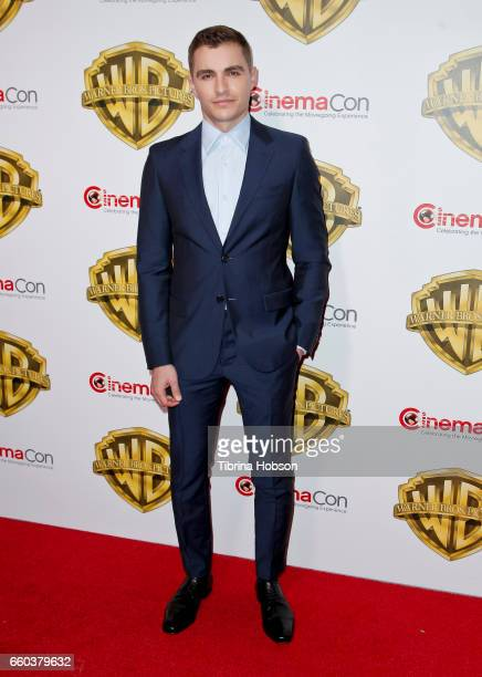 Actor Dave Franco attends Warner Bros Pictures 'The Big Picture' an exclusive presentation of our upcoming slate at The Colosseum at Caesars Palace...