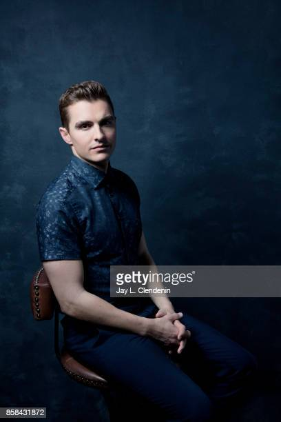 Actor Dave Franco from the film 'The Disaster Artist' poses poses for a portrait at the 2017 Toronto International Film Festival for Los Angeles...