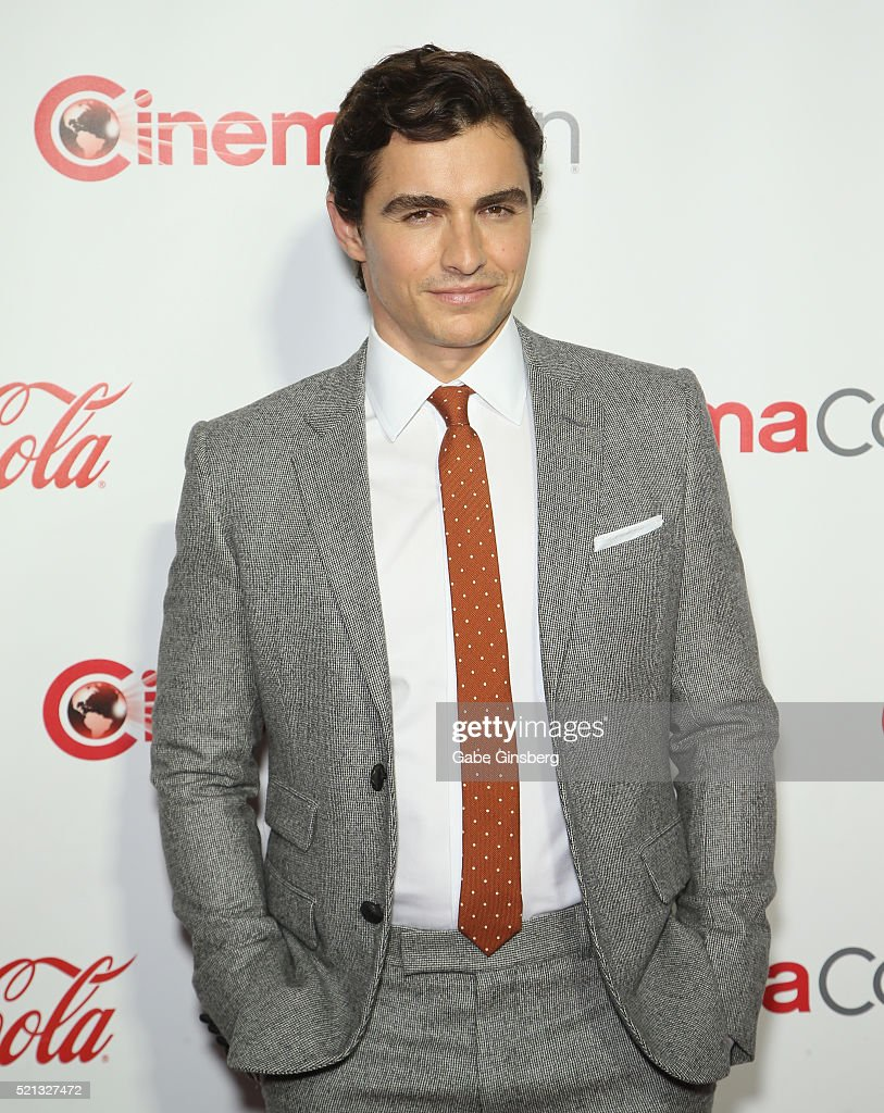 Actor Dave Franco recipient of the Breakthrough Performer of the Year Award attends the CinemaCon Big Screen Achievement Awards at Omnia Nightclub at...