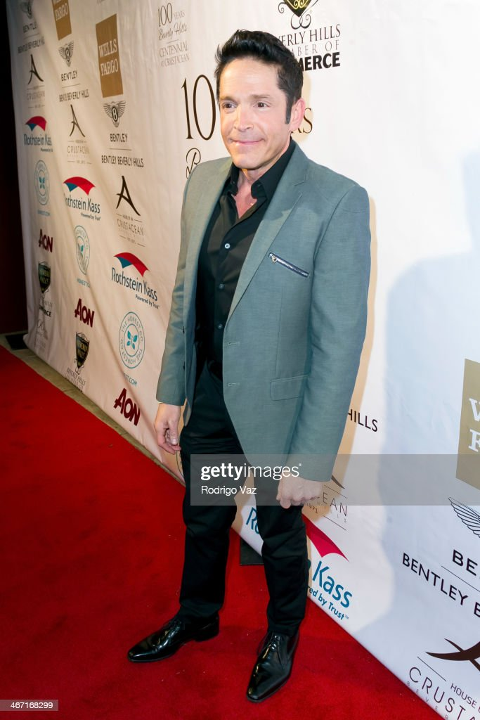 Actor Dave Koz attends the Beverly Hills Chamber of Commerce hosting