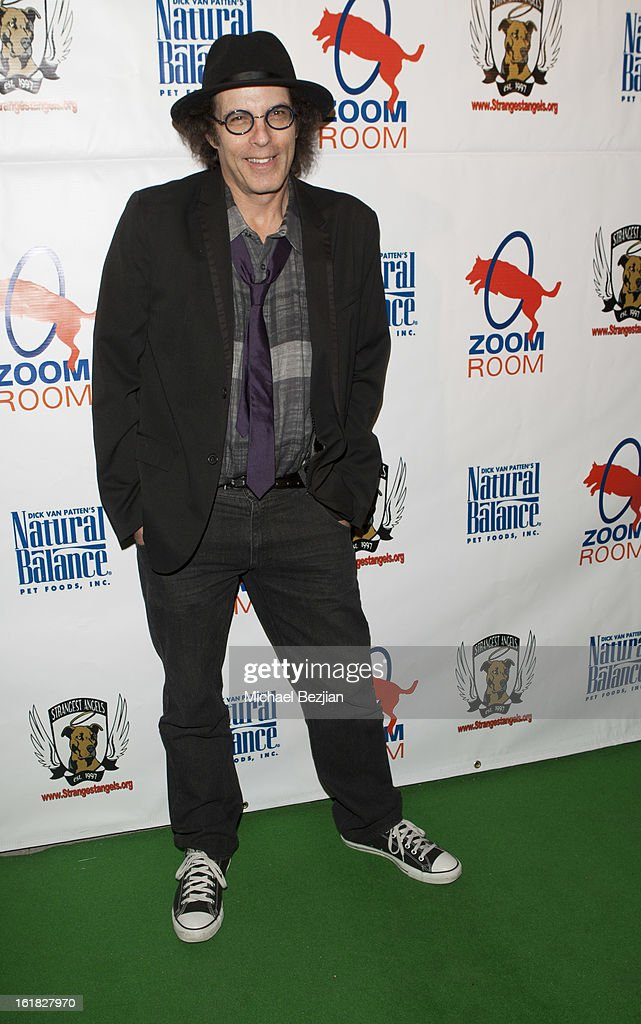 Actor Dave Shelton attends Hooray for Hollywoof! Grand Opening and Launch Party for Zoom Room at Zoom Room on February 16, 2013 in Sherman Oaks, California.