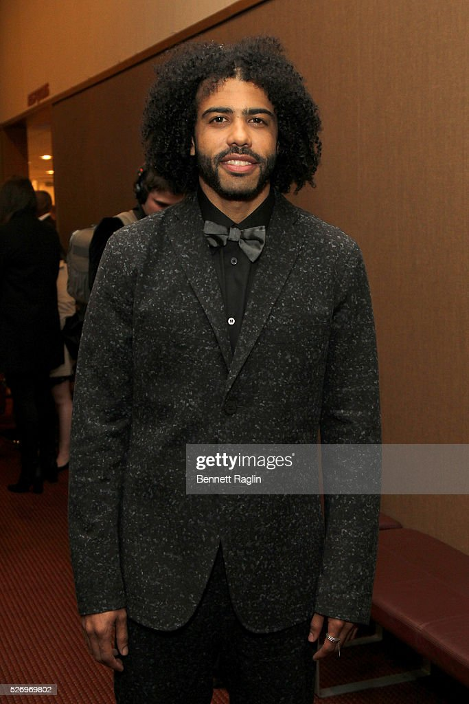 Actor Daveed Diggs arrives at the 31st Annual Lucille Lortel Awards at NYU Skirball Center on May 1, 2016 in New York City.