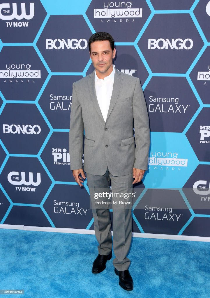 Actor David Alan attends the 2014 Young Hollywood Awards brought to you by Samsung Galaxy at The Wiltern on July 27, 2014 in Los Angeles, California.