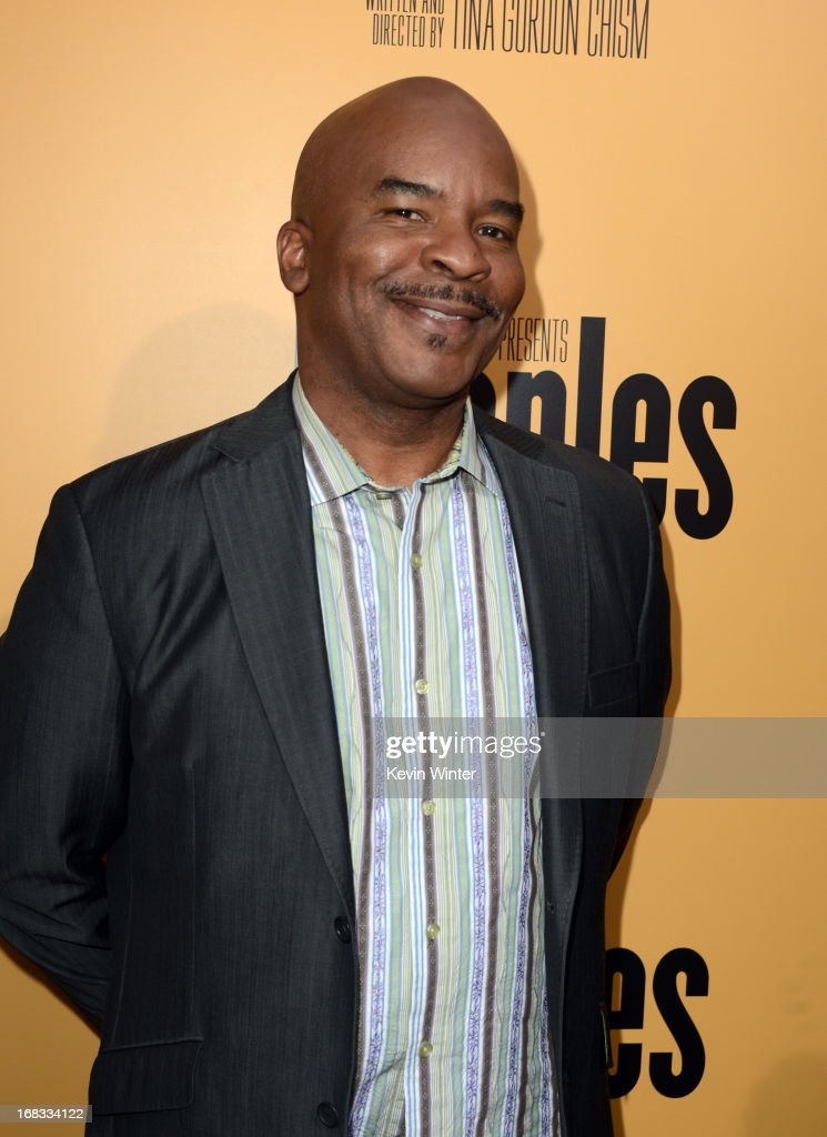 Actor <a gi-track='captionPersonalityLinkClicked' href=/galleries/search?phrase=David+Alan+Grier&family=editorial&specificpeople=206886 ng-click='$event.stopPropagation()'>David Alan Grier</a> arrives at the premiere of 'Peeples' presented by Lionsgate Film and Tyler Perry at ArcLight Hollywood on May 8, 2013 in Hollywood, California.