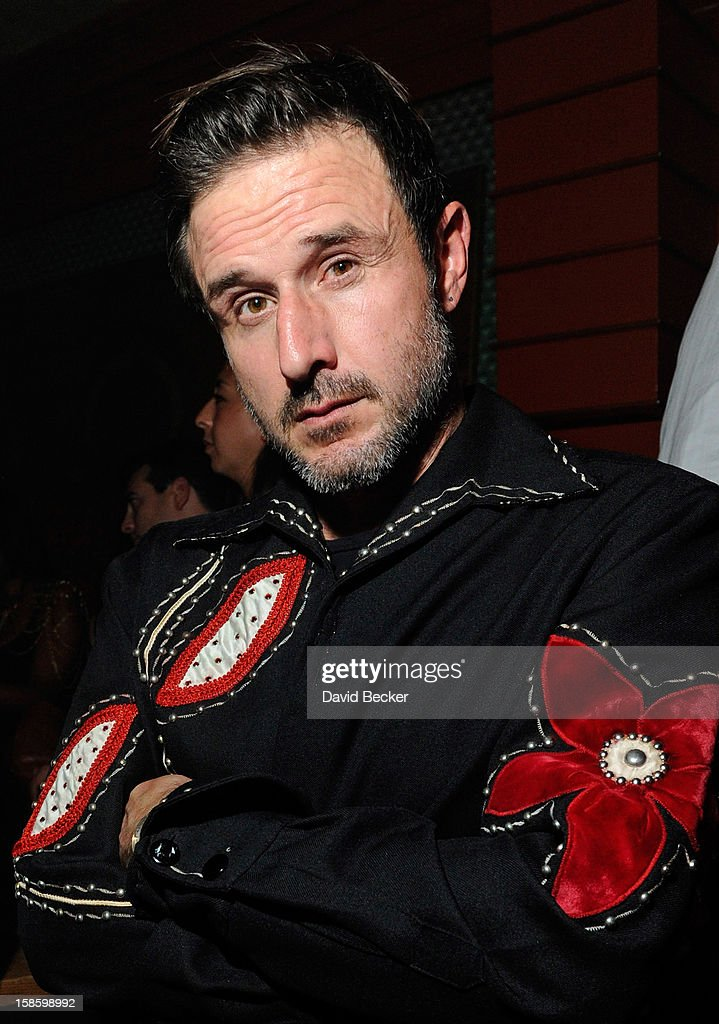 Actor David Arquette appears at The Act at The Palazzo on December 19, 2012 in Las Vegas, Nevada.