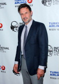 Actor David Arquette attends the Indian Film Festival of Los Angeles opening night gala at ArcLight Cinemas on April 8 2014 in Hollywood California