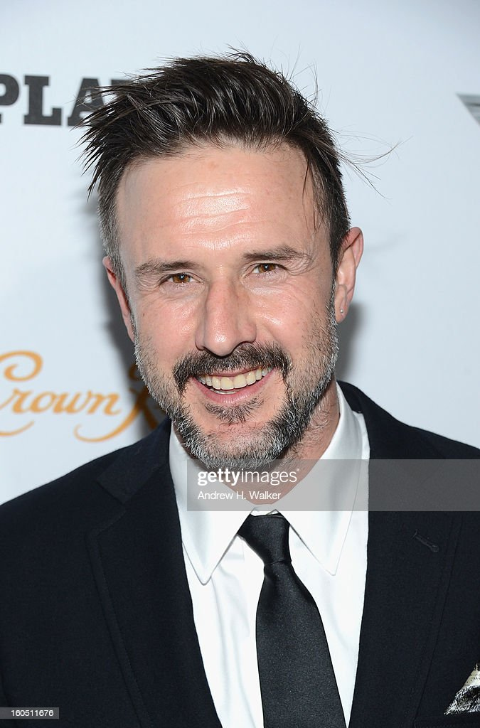 Actor David Arquette attends The Playboy Party Presented by Crown Royal on February 1, 2013 in New Orleans, Louisiana.