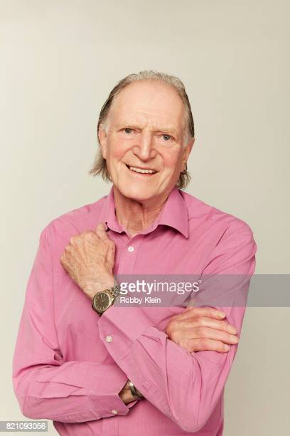 Actor David Bradley of FX's 'The Strain' poses for a portrait during ComicCon 2017 at Hard Rock Hotel San Diego on July 20 2017 in San Diego...