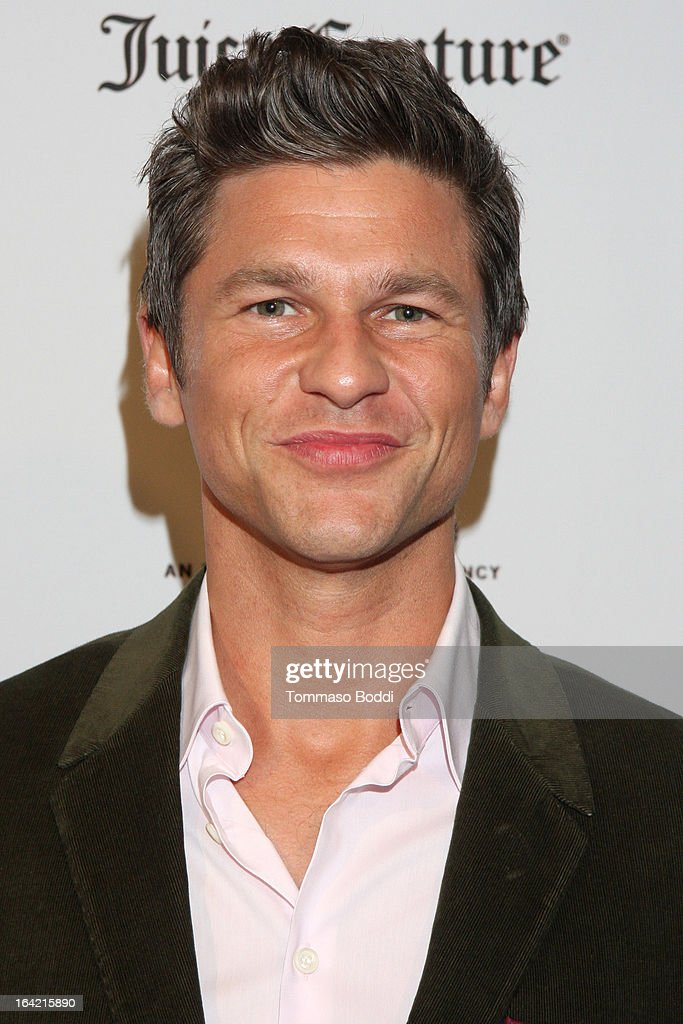 Actor <a gi-track='captionPersonalityLinkClicked' href=/galleries/search?phrase=David+Burtka&family=editorial&specificpeople=572242 ng-click='$event.stopPropagation()'>David Burtka</a> attends the 1st Annual Norma Jean Gala held at the TCL Chinese Theatre on March 20, 2013 in Hollywood, California.