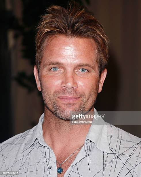 Actor David Chokachi arrives at the 'Buds' Los Angeles premiere party at Bardot on July 1 2010 in Los Angeles California