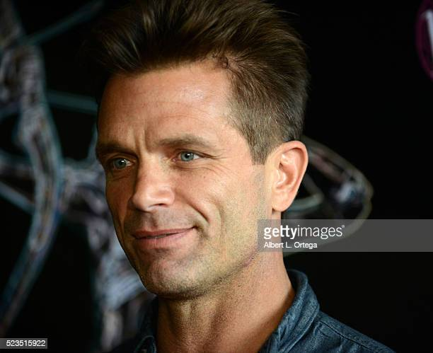 Actor David Chokachi at the 2nd Annual Artemis Film Festival Red Carpet Opening Night/Awards Presentation held at Ahrya Fine Arts Movie Theater on...