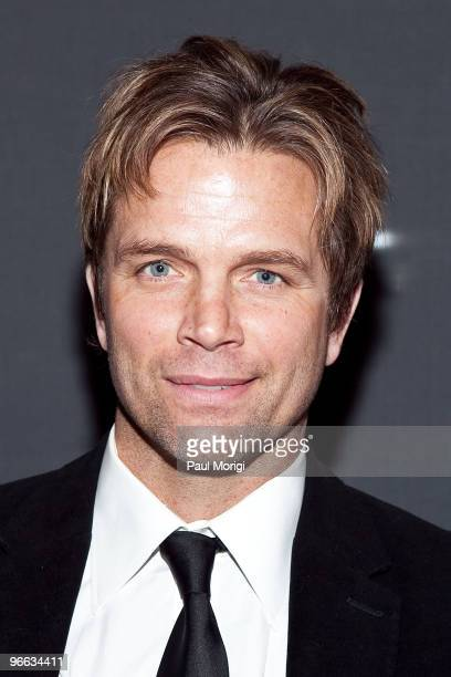 Actor David Chokachi attends a screening of 'The Putt Putt Syndrome' at Tribeca Cinemas on February 12 2010 in New York City