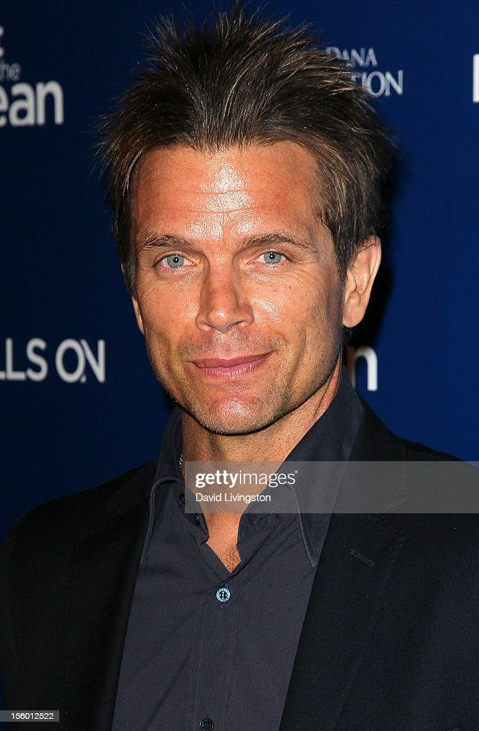 Actor <a gi-track='captionPersonalityLinkClicked' href=/galleries/search?phrase=David+Chokachi&family=editorial&specificpeople=572637 ng-click='$event.stopPropagation()'>David Chokachi</a> attends The Life Rolls On Foundation's 9th Annual Night by the Ocean at the Ritz-Carlton Hotel on November 10, 2012 in Marina del Rey, California.