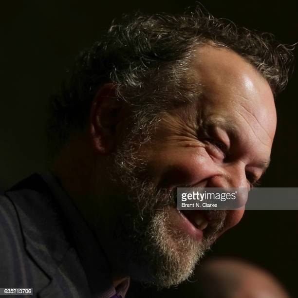 Actor David Costabile attends Showtime's 'Billions' Season 2 premiere held at Cipriani 25 Broadway on February 13 2017 in New York City