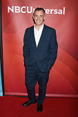 Actor David Eigenberg arrives at the 2016 Summer TCA Tour NBCUniversal Press Tour at the Four Seasons Hotel Westlake Village on April 1 2016 in...