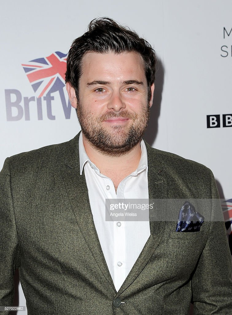 Actor David Fynn attends BritWeek's 10th Anniversary VIP Reception & Gala at Fairmont Hotel on May 1, 2016 in Los Angeles, California.