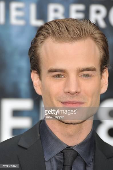 Actor David Gallagher arrives at the Premiere of Paramount Pictures' 'Super 8' held at the Regency Village Theater in Westwood