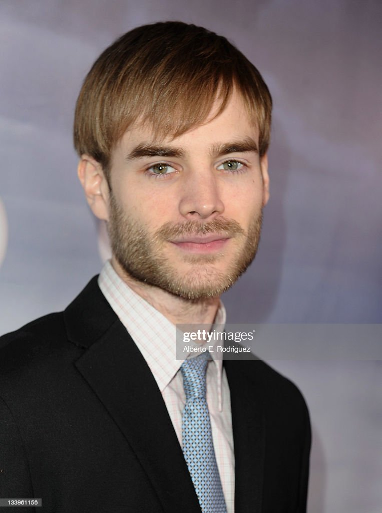 Actor David Gallagher arrives to Paramount Pictures' 'Super 8' Blu-ray and DVD release party at AMPAS Samuel Goldwyn Theater on November 22, 2011 in Beverly Hills, California.