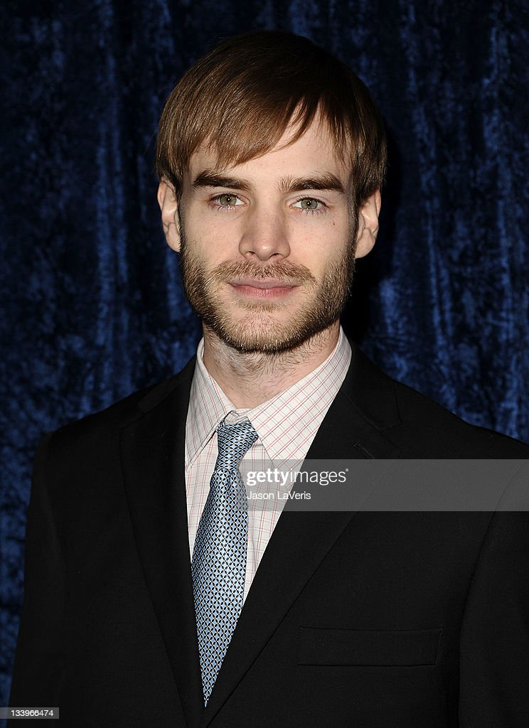 Actor David Gallagher attends the 'Super 8' blu-ray and DVD release party at AMPAS Samuel Goldwyn Theater on November 22, 2011 in Beverly Hills, California.