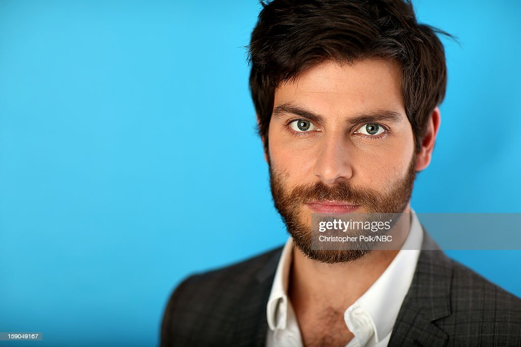 Actor David Giuntoli attends the NBCUniversal 2013 TCA Winter Press Tour at The Langham Huntington Hotel and Spa on January 6, 2013 in Pasadena, California.