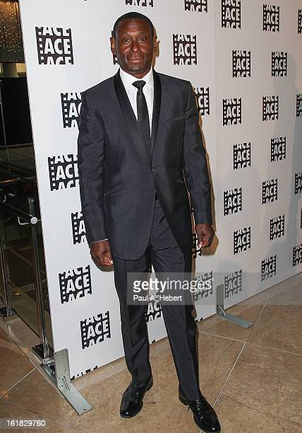 Actor David Harewood arrives at the 63rd Annual ACE Eddie Awards held at The Beverly Hilton Hotel on February 16 2013 in Beverly Hills California