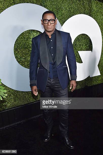 Actor David Harewood attends the 2016 GQ Men of the Year Party at Chateau Marmont on December 8 2016 in Los Angeles California