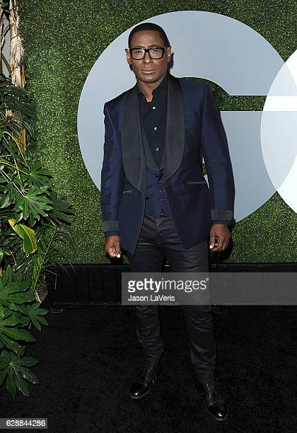 Actor David Harewood attends the GQ Men of the Year party at Chateau Marmont on December 8 2016 in Los Angeles California