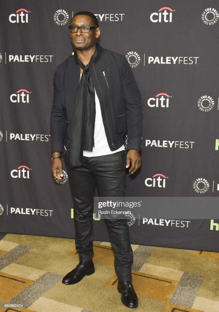 Actor David Harewood attends The Paley Center for Media's 34th Annual PaleyFest Los Angeles - The CW at Dolby Theatre on March 18, 2017 in Hollywood, California.