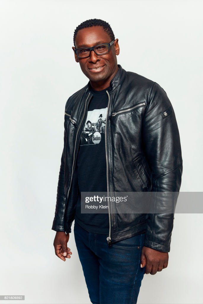 Actor David Harewood from CW's 'Supergirl' poses for a portrait during Comic-Con 2017 at Hard Rock Hotel San Diego on July 22, 2017 in San Diego, California