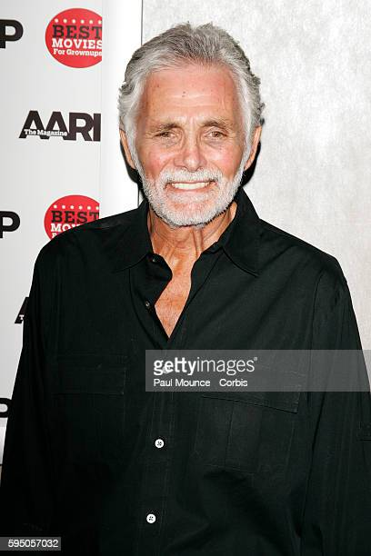 Actor David Hedison arrives at the Los Angeles premiere of the film 'Boynton Beach Club'