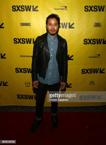 Actor David Huynh attends the premiere of 'MFA' during 2017 SXSW Conference and Festivals at Stateside Theater on March 13 2017 in Austin Texas