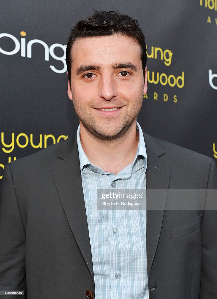 Actor <a gi-track='captionPersonalityLinkClicked' href=/galleries/search?phrase=David+Krumholtz&family=editorial&specificpeople=220284 ng-click='$event.stopPropagation()'>David Krumholtz</a> arrives at 14th Annual Young Hollywood Awards presented by Bing at Hollywood Athletic Club on June 14, 2012 in Hollywood, California.