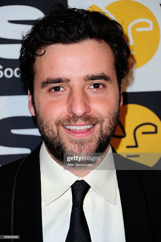 Actor <a gi-track='captionPersonalityLinkClicked' href=/galleries/search?phrase=David+Krumholtz&family=editorial&specificpeople=220284 ng-click='$event.stopPropagation()'>David Krumholtz</a> arrives at the 2013 Visual Effects Society Awards at The Beverly Hilton Hotel on February 5, 2013 in Beverly Hills, California.