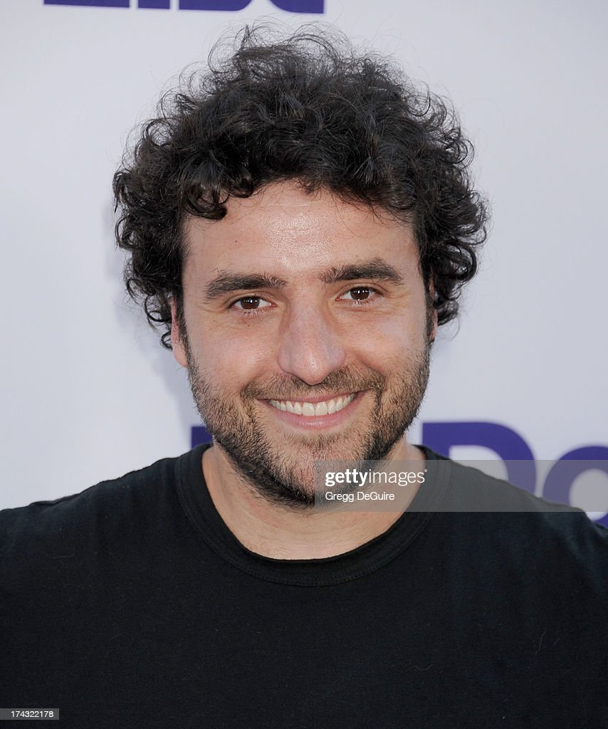 Actor <a gi-track='captionPersonalityLinkClicked' href=/galleries/search?phrase=David+Krumholtz&family=editorial&specificpeople=220284 ng-click='$event.stopPropagation()'>David Krumholtz</a> arrives at the Los Angeles premiere of 'The To Do List' at Regency Bruin Theatre on July 23, 2013 in Los Angeles, California.
