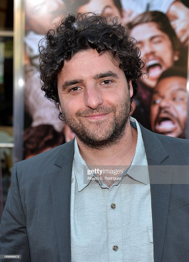 Actor <a gi-track='captionPersonalityLinkClicked' href=/galleries/search?phrase=David+Krumholtz&family=editorial&specificpeople=220284 ng-click='$event.stopPropagation()'>David Krumholtz</a> attends Columbia Pictures' 'This Is The End' premiere at Regency Village Theatre on June 3, 2013 in Westwood, California.