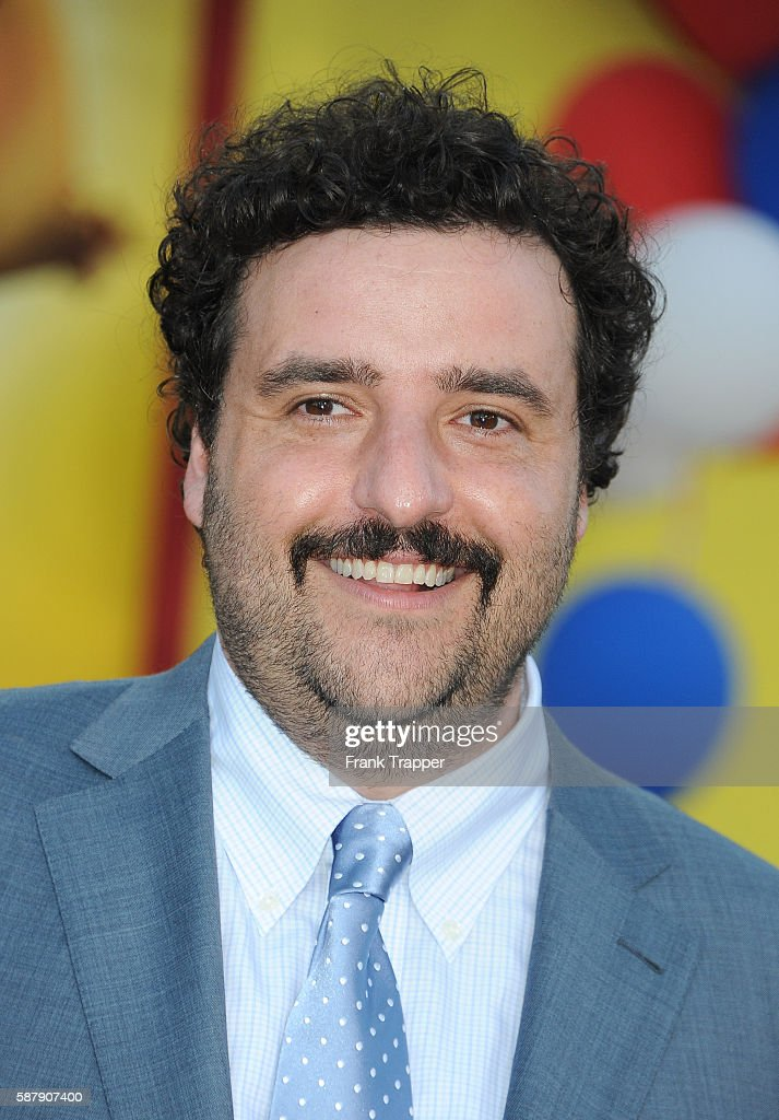 Actor David Krumholtz attends the premiere of Sony's 'Sausage Party' held at the Regency Village Theater on August 9 2016 in Westwood California