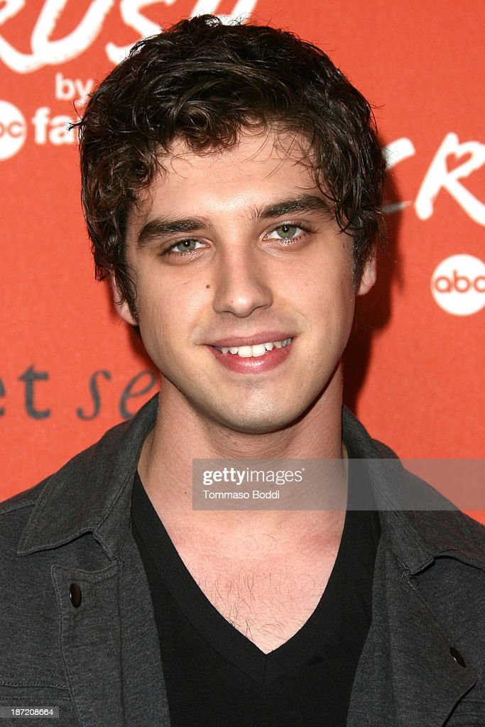Actor David Lambert attends the 'Crush' By ABC Family Fashion launch held at The London Hotel on November 6, 2013 in West Hollywood, California.